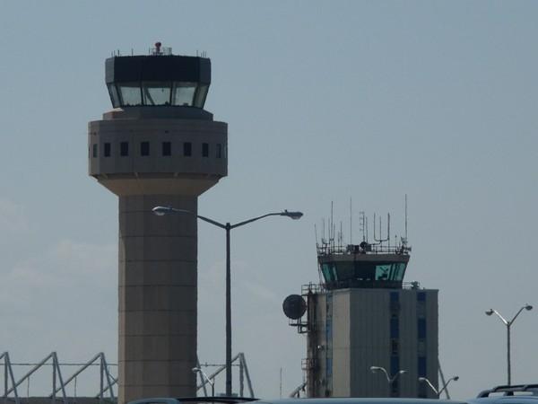 Control Tower at MacArthur