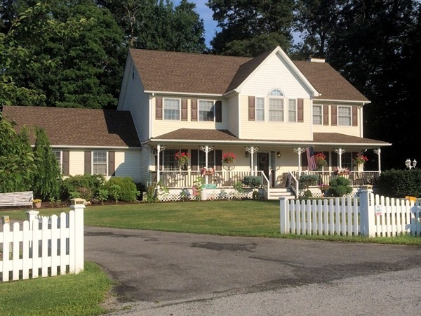 Lake Manor in the Village of Monroe