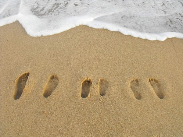 Leave your footprint in Amagansett