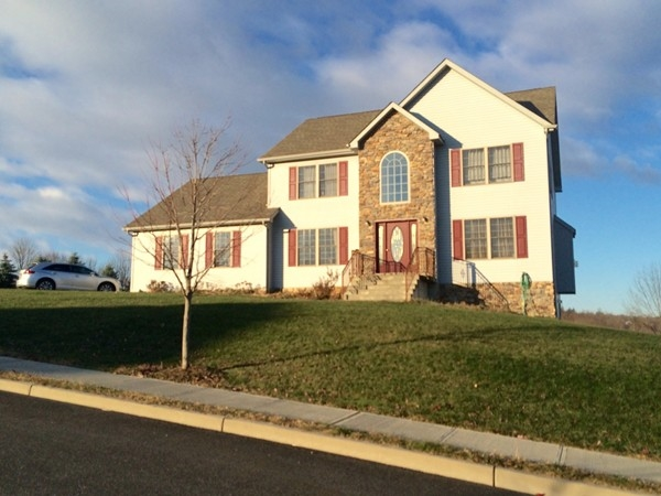 New construction in Prestwick