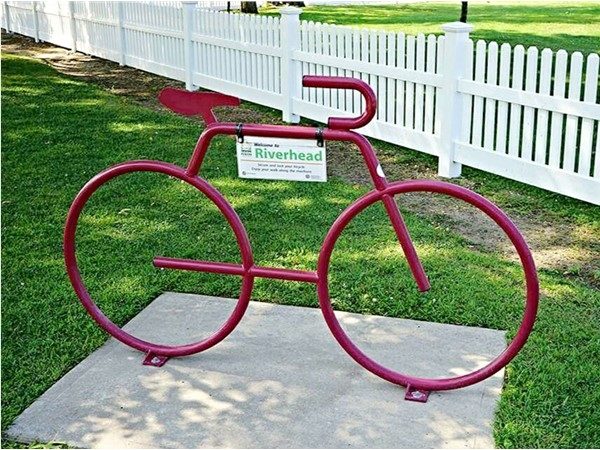 Bike friendly Riverhead