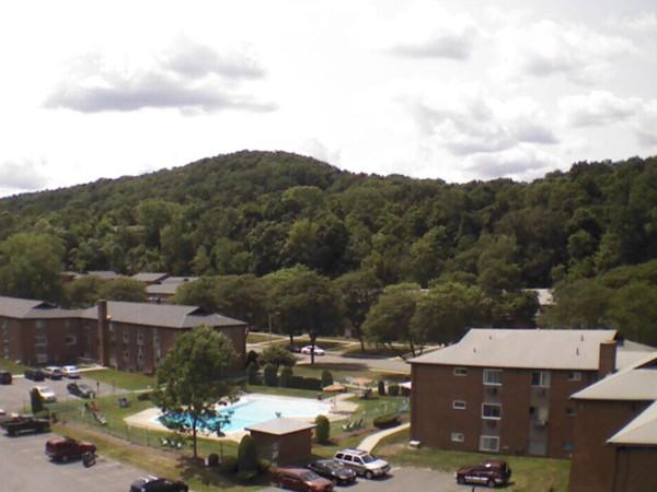 Community pool at Rolling Hills