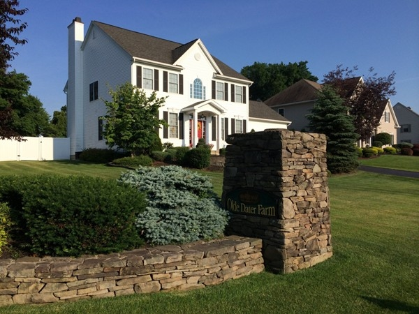 One of my favorite Clifton Park neighborhoods..Not your typical subdivision. Great floor plans!