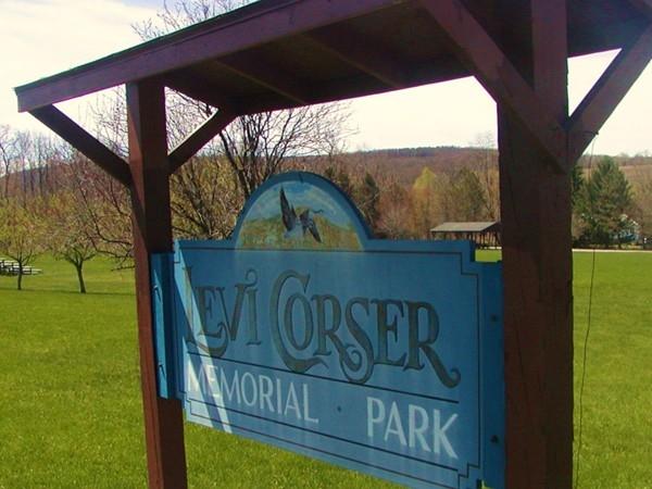 Levi Corser Memorial Park