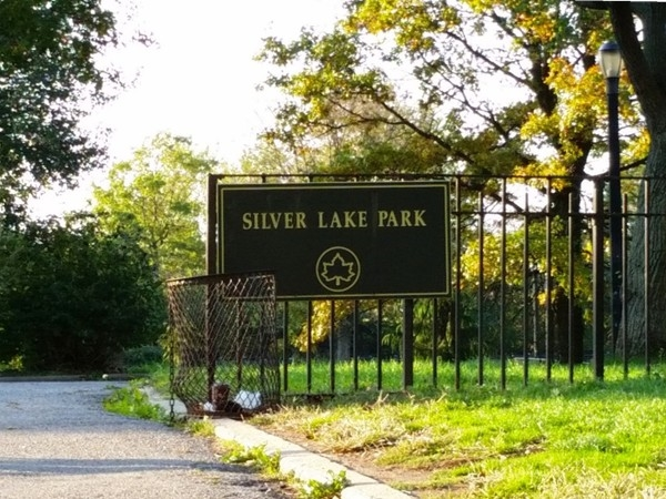 Silver Lake Park provides abundant recreation activities amidst plenty of trails and open space