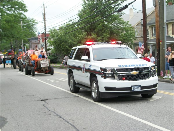 Washingtonville had a great turnout for the annual Memorial Day Parade