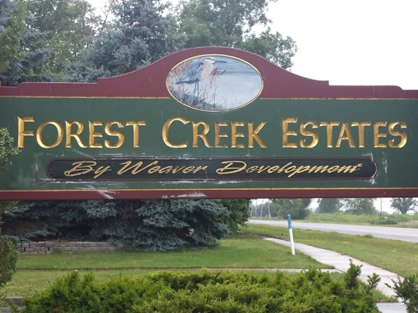 Forest Creek Estates. Close to Niagara River and River Oaks Golf Course. Upscale homes.
