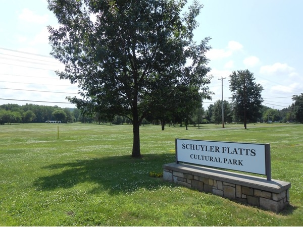 Schuyler Flatts Cultural Park. A local favorite for ball games, walking your dog, and model planes