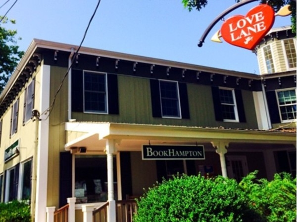 Love Lane, located in the village of Mattituck with train, post office, church, and restaurants
