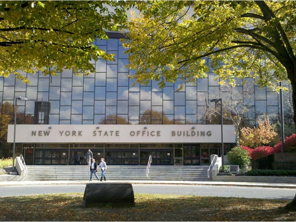 State Office Building Hauppauge Ny