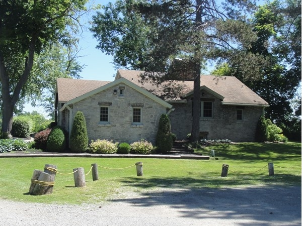 Spaulding Lake Club House, Clarence New York