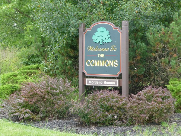 The Commons on Grand Island, features custom built homes by Mordeno. Wooded lots still available