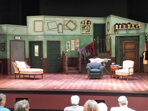 Shadowland Theater is stage cozy and affordable