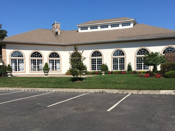 Large clubhouse with all amenities
