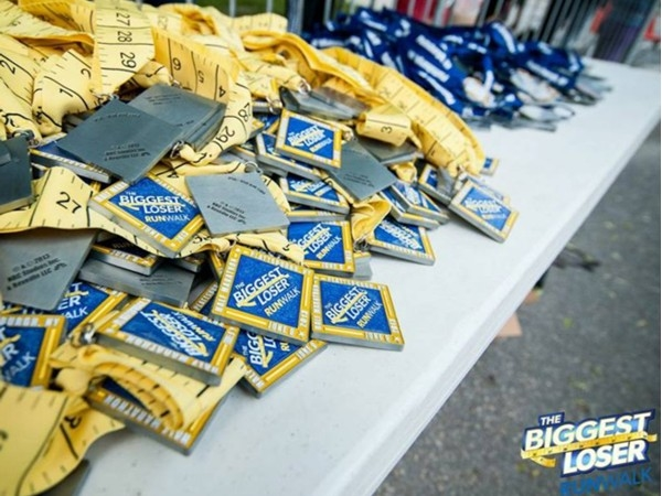 Biggest Loser walk/run is now an annual event in Plattsburgh for all fitness levels...come join us!