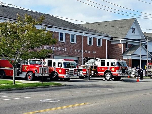 East Hampton Fire Department open house