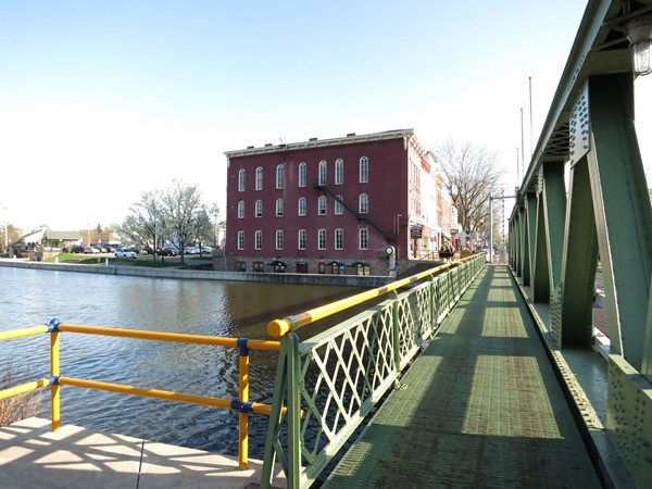 Main Street Canal Bridge