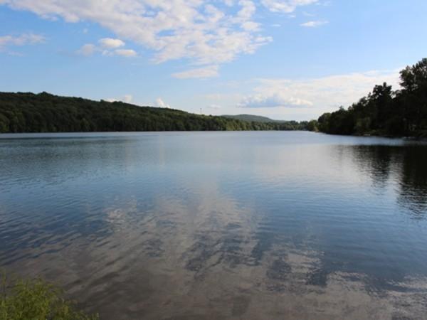 Walton Lake is located off of Lakes Road, Monroe