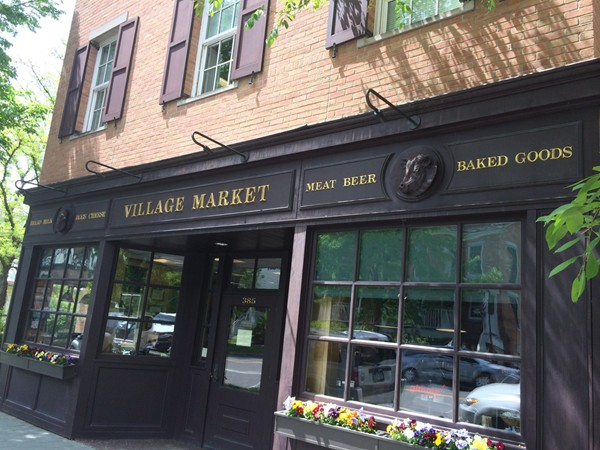 The Village Market is a one stop shopping space for the ease of lake side living.
