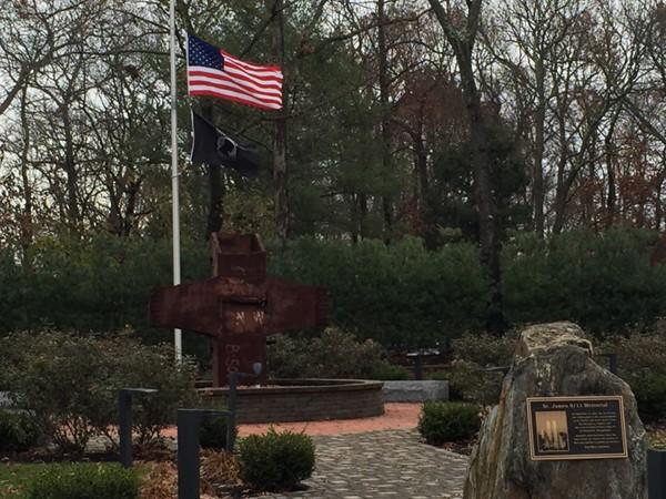 St James 9/11 Memorial