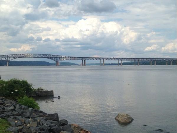 Newburgh Beacon Bridge from the Newburgh Waterfront