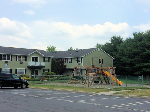 Playground at Hillside (Right off of Route 211)