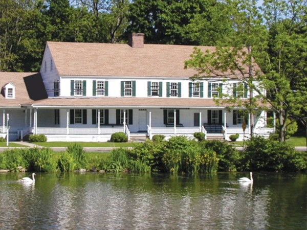 The Neighborhood House is available for educational and private events