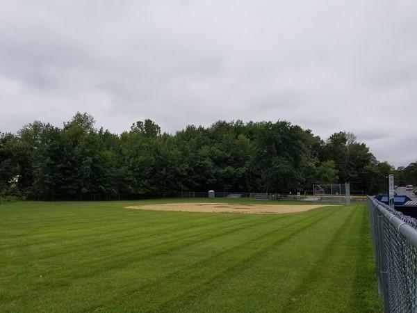 Village Ball Fields at Rolling Hills Condominiums