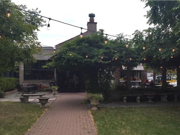 2 Vine Restaurant is located at 24 Winthrop Street