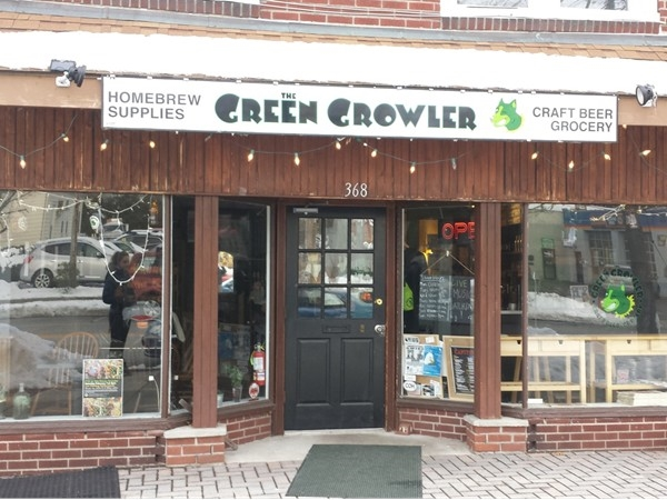 My favorite craft beer store located in Croton Harmon- Delicious craft beers, home brewing supplies