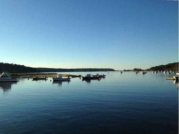 CSH water, Long Island Sound