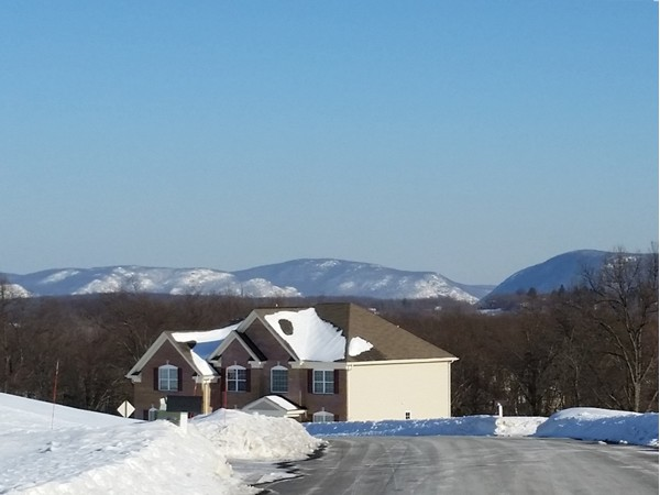 View from Brandywine Road