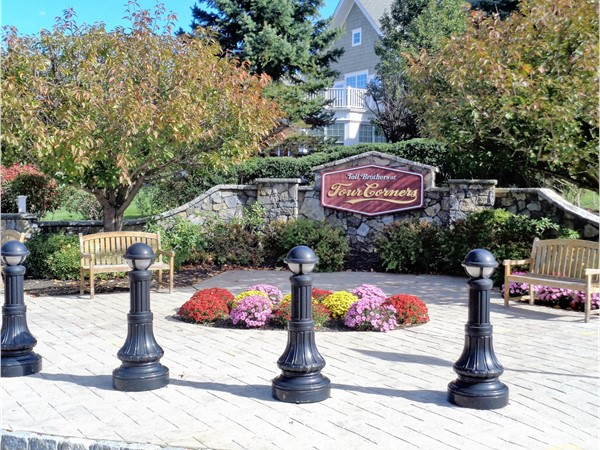 Four Corners in East Fishkill.  An upscale Toll Brothers Community