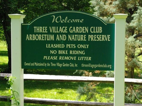 Three Village Arboretum & Nature Preserve