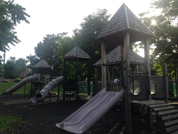Playground at the Town Park