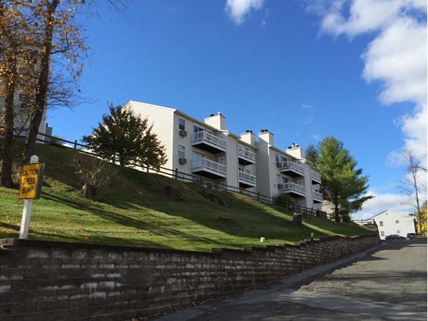 Lexington Hills, 2 bedroom, 2 bath condos