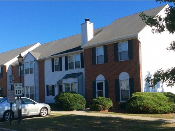 Townhouses at Brookshire