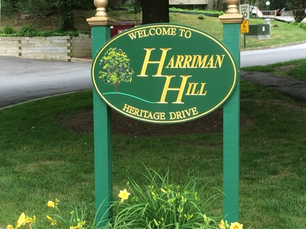 Welcome to Harriman Hill (Heritage Drive)
