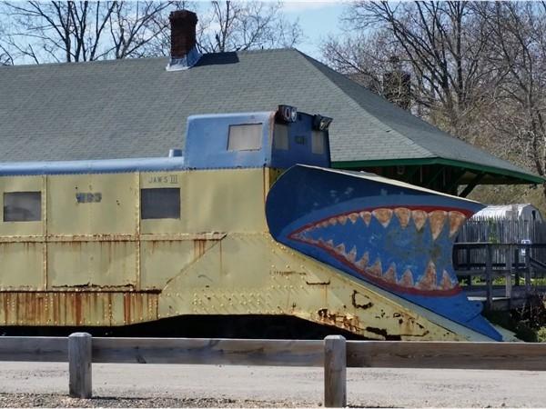 Train Jaws 3