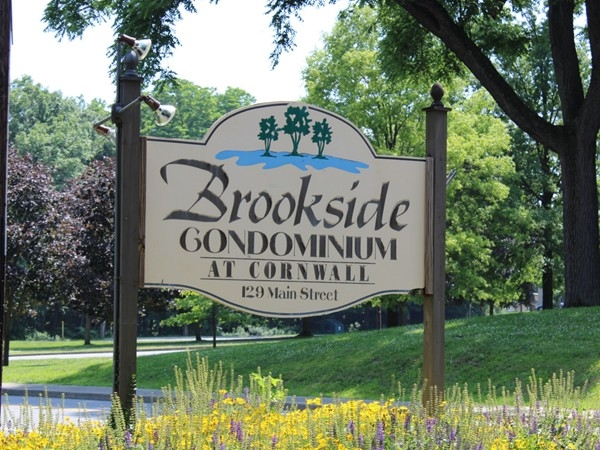 Welcome to Brookside Condominiums at Cornwall
