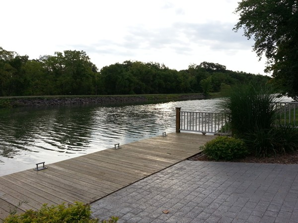 Beautiful September 10th morning looking east on Erie Canal path in Spencerport .