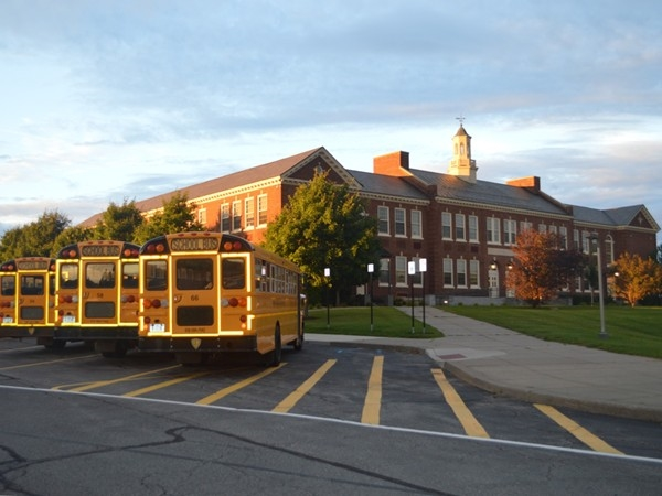 Northern Adirondack Central School, where family, community and students come together
