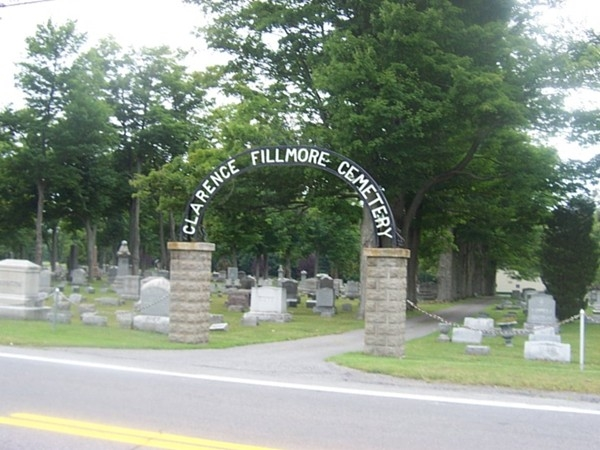 Historic Clarence Hollow Cemetery