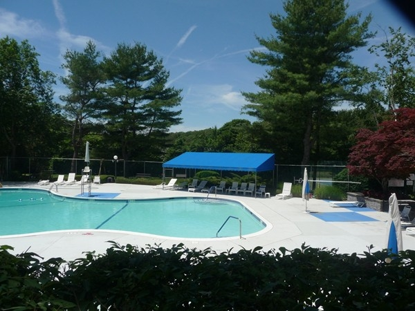 Nob Hill pool