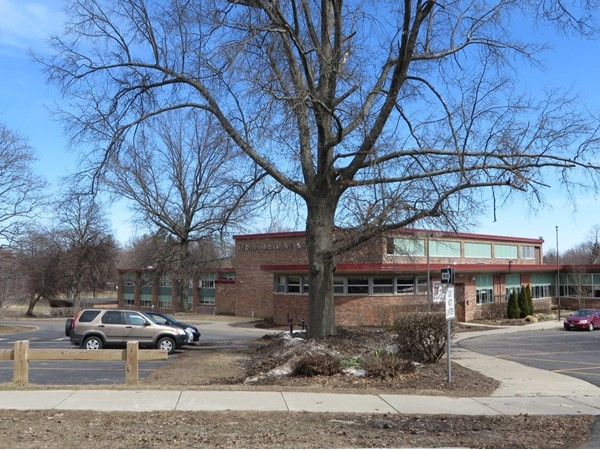Another view of the Penfield Indian Landing Road Elementary School