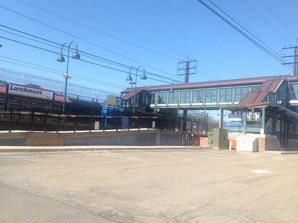 Metro North Station