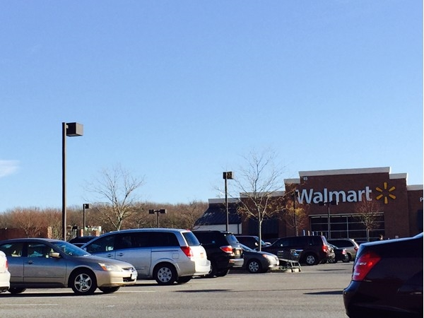 Walmart- Commack Crooked Hill Commons