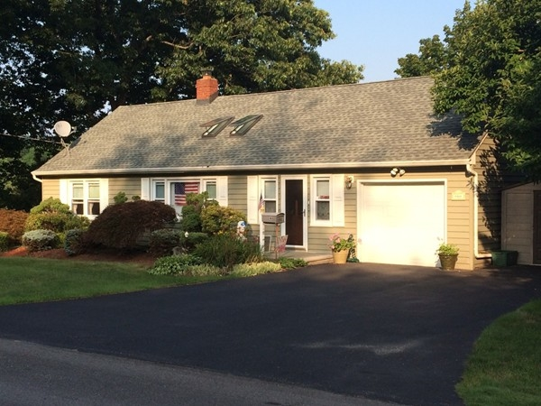 A typical home in Swezey Place
