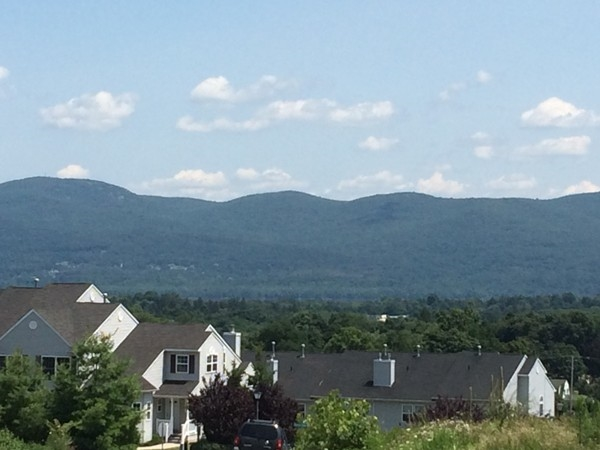 View from Patriot Ridge