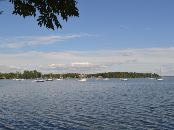 How beautiful is our Lake Champlain?  One of the many places to camp, fish, boat and swim